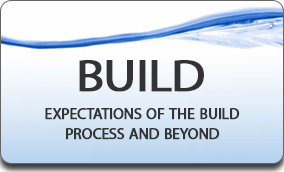 Expectations of the build process and beyond