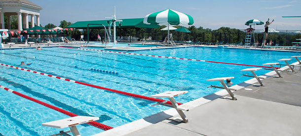 Commercial Swimming Pool Chemical And Water Maintenance